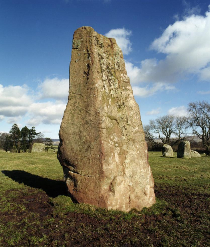 Long Meg herself